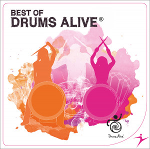 Drums Alive - Music as CD & MP3 download