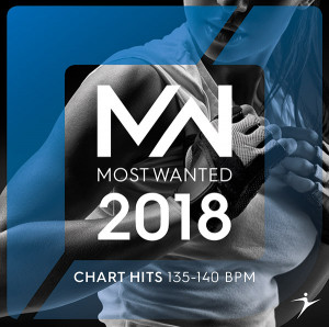2018 MOST WANTED Chart Hits - 135-140 BPM